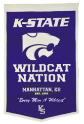 K-State Power House Banner