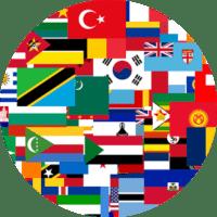 Ethnic Flags